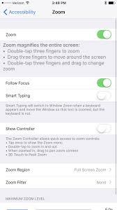 psa tapping control center with 3 fingers will freeze your iphone