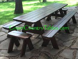 Picnic Table With Benches Picnic Table And Bench Pricing