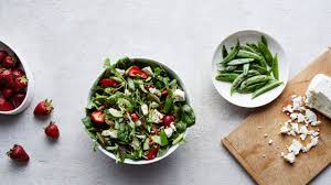 Sweetgreen This Recipe For Sweetgreen U0027s New Strawberry Salad Is Perfect For