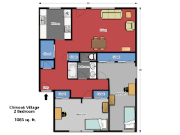 housing residence life washington state university floor plans