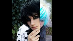 emo hairstyles emo hairstyles for guys with thick long medium short curly