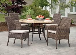 resin wicker dining tropicraft patio furniture