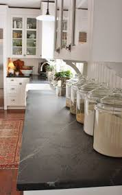 white kitchen cabinets with slate countertops 83 soapstone ideas kitchen remodel kitchen design