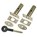 Interior Door Locks Types Fitting A Door Lock Diy Diy Guides