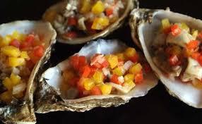cuisiner les huitres recettes de huîtres idées de recettes à base de huîtres