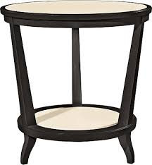 hickory chair side tables rye round side table mahogany from the 1911 collection collection
