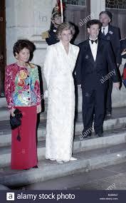 Princess Diana Prince Charles Prince Charles Princess Diana Visits Stock Photos U0026 Prince Charles