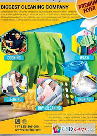 free house cleaning flyer templates house cleaning flyer psd v5 template facebook cover free