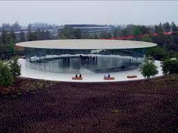 this is how the steve jobs theatre inside apple u0027s 5 billion