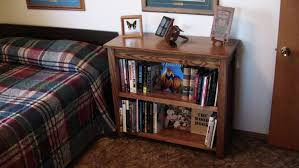 Mission Bookcase Plans Diy Oak Mission Bookcase Create A Family Heirloom Youtube