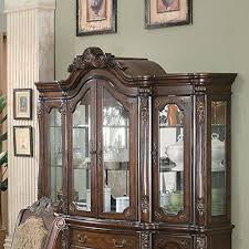 Display Dishes In China Cabinet China Cabinets Amazon Com