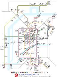 Nanking China Map by Nanjing Subway Map Nanjing Maps China Tour Advisors