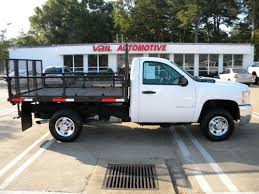 Used Landscape Trucks by Sell Used 2008 Chevrolet 2500hd Flatbed Landscape Truck In