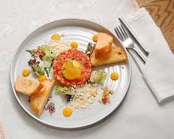 truite cuisine recette tartare de truite facile rapide