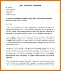 Resume Letter Of Intent 10 Apply For A Job Letter Texas Tech Rehab Counseling