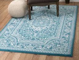 bungalow rose davis blue area rug u0026 reviews wayfair
