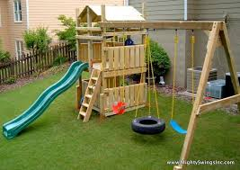 Small Backyard Playground Ideas Glamorous Playground Sets For Backyards Small Room By Family Room