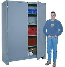 heavy duty metal cabinets 1145 heavy duty storage cabinet full height