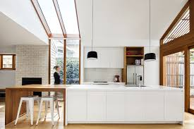 modern kitchen in old house gorgeous gable house old edwardian timber cottage with a new rear