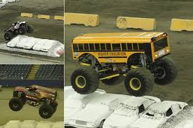 vendredi 25 novembre monster truck spectacular le blog des