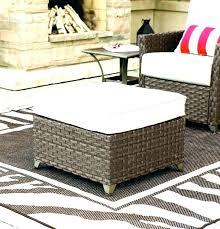 Wicker Storage Ottoman Coffee Table Wicker Storage Ottoman Wicker Ottoman Wicker Storage