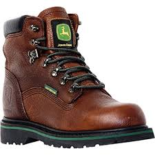s deere boots sale deere s 6 in lace up waterproof boots apparel boots