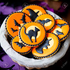 how to decorate halloween cookies meknun com