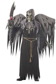 angel wings halloween costumemaze angel of death with wings costume 1070 39 88