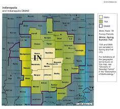 Map Indianapolis Metro Dma Map Radio Indiana