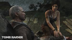 tomb raider a survivor is born wallpapers amazon com tomb raider xbox 360 video games