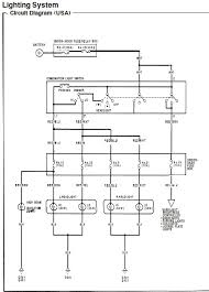 92 95 honda civic electrical wire diagram honda wiring diagrams