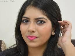 makeup tutorial fall winter smokey eyes indian skin tone