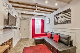 star wars living room apartment 41 atelier star wars paris france booking com