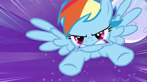 Horn And Hoof Flag Rainbow Dash Gallery Season 4 Episodes 1 13 My Little Pony