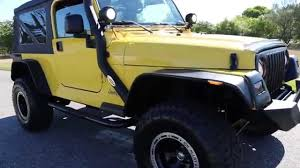 light yellow jeep 2006 jeep wrangler unlimited lwb 2 door for sale some really tasty