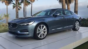 volvo s90 chinese production for australian market u0027inevitable u0027