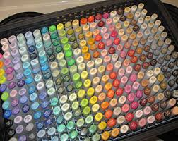 copic markers etsy