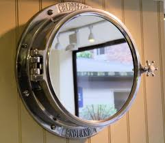 Mirror That Looks Like Window by 25 Ideas Of Porthole Wall Mirrors