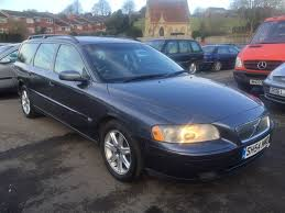 used volvo v70 manual for sale motors co uk