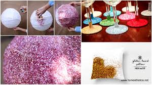 Craft Decorating Ideas Your Home 31 Glamorous Sparkling Diy Decoration Ideas To Beautify Your Decor