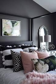 pink and black home decor cozy gn via fashionzine by kristingronas for shopping
