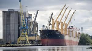 chambre de commerce caen economie de la mer le port de commerce de caen lance une nouvelle