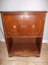 Upcycled Stereo Cabinet Record Cabinet Ebay