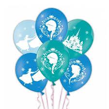 frozen balloons frozen character balloons