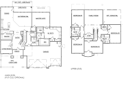 Floorplan Com by Sonoma Floor Plan Salisbury Homes