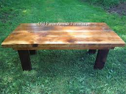Barn Board Coffee Table Hand Crafted Reclaimed Barnwood Coffee Table U0026 End Tables By Old