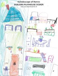 Dream Home Builder Scottish Rite Patient U0027s Dream House Drawing Comes To Life At