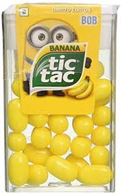 where to buy minion tic tacs minion tic tac s limited edition banana flavor 16g