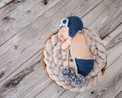 Baby Boy Photo Props New Newborn Aviator Diaper Set Newborn Boy Photography Props Baby