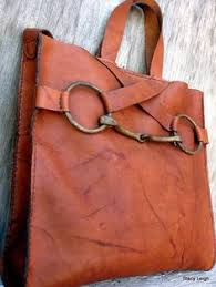 Rugged Purses Reserved For Denise Rugged Cowhide Leather Rustic Harness Tote Or